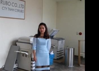 Máy CNC tại CÔNG TY CERUBO NHẬT BẢN