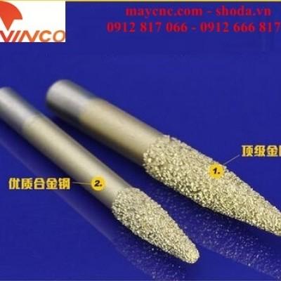 Báo giá dao CNC khắc đá