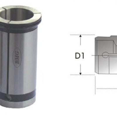 Folder-type cylinder upright