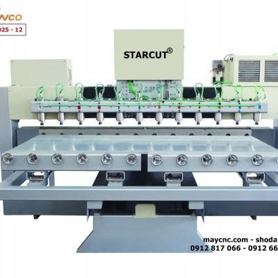 Máy đục tượng gỗ 12 đầu Starcut ST12025 - 12